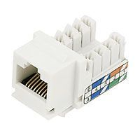 CAT5eUTP KEYSTONE JACK